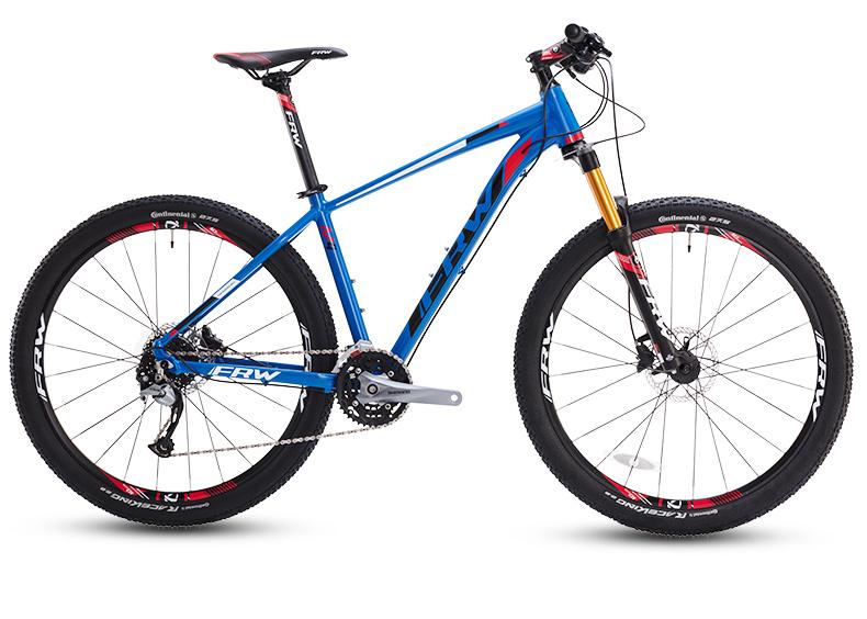FRW辐轮王山地自行车M4-2