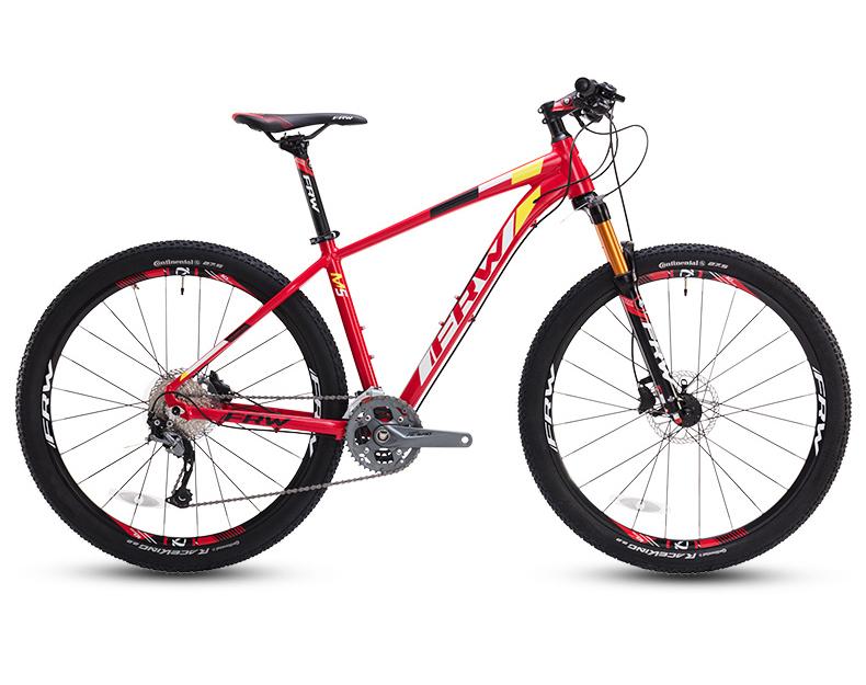 FRW辐轮王山地自行车M5-1