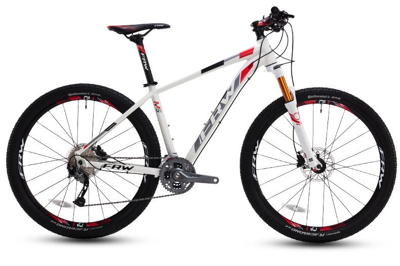 FRW辐轮王山地自行车M5-3